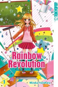 Cover Rainbow Revolution 1